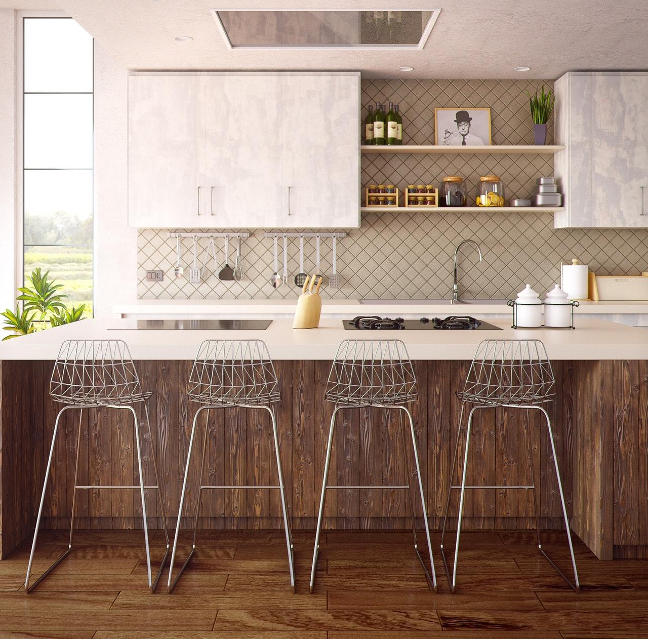 Cucina open space, per spazi piccoli e grandi - Arredamenti ...