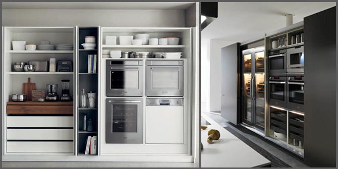 Arredare un monolocale: cucina e letto intelligenti! - Arredamenti ...